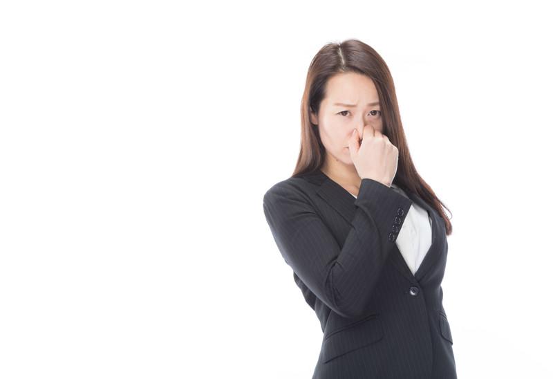 仮性包茎は悪臭が発生しやすい